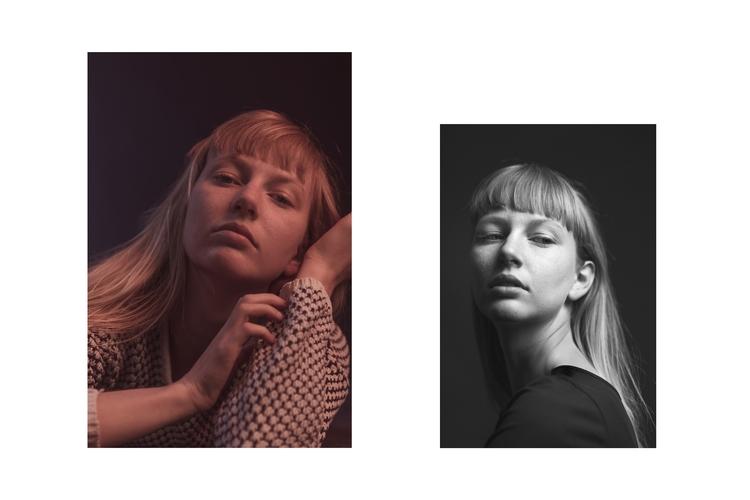 lina flagmodels belgium - portrait - pramudiya   ello