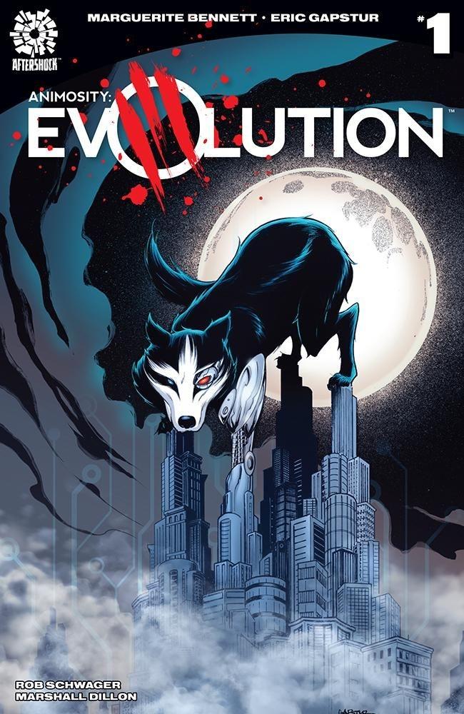 Animosity Evolution Aftershock  - oosteven   ello