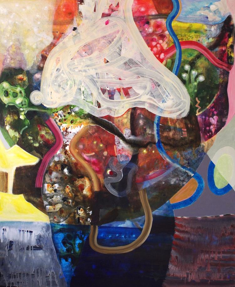acrylic canvas, 69 57 - painting - homare | ello