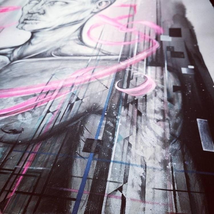 Sonder WIP 🦑  - sonder, sketches - femsorcell | ello