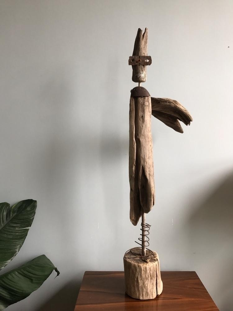 Driftwood superhero - eydiexo | ello