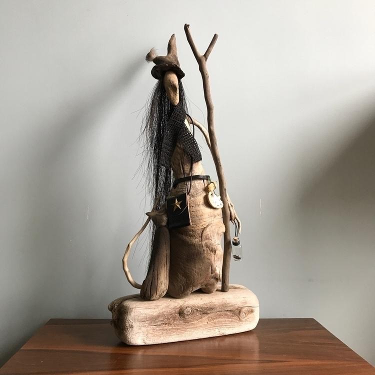Driftwood witch - eydiexo | ello