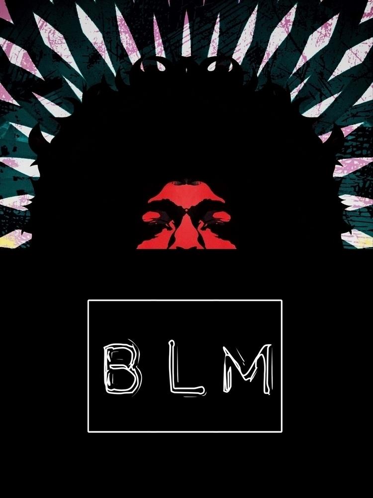 BLM - blm, blacklivesmatter, africanamerican - taymazvalley | ello