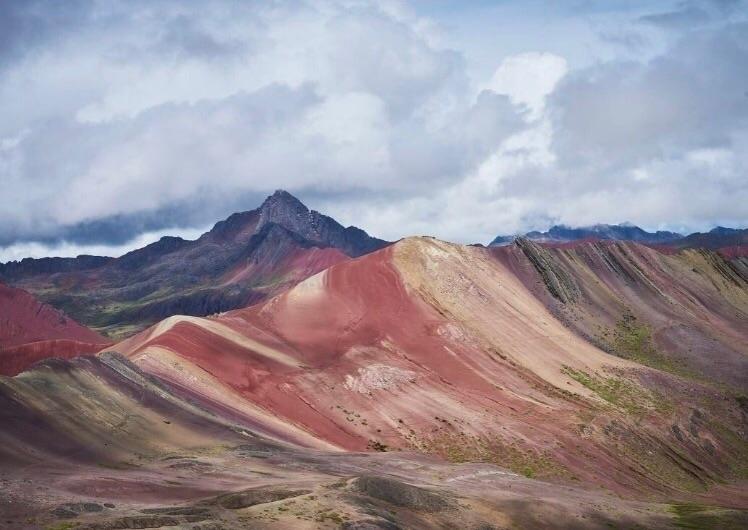 rainbowmountain, Cusco, Peru - tsiah   ello