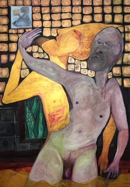 painting, mythology, fantasy - brucelong | ello