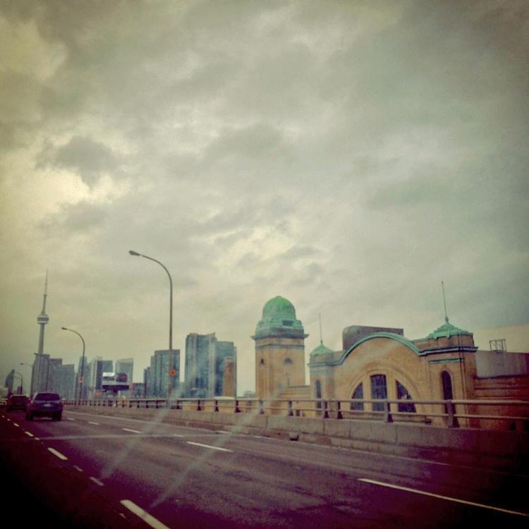 Toronto Driving Lakeshore Gardi - elaineweeks | ello