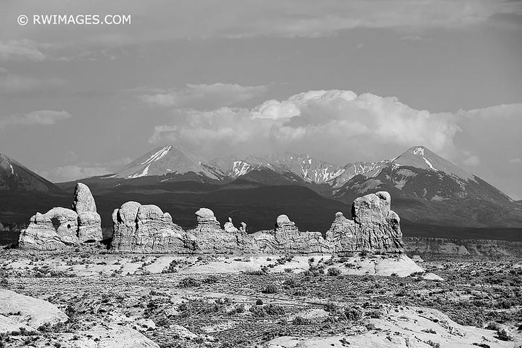 Work: Arches NP, Utah - 36 Blac - rwi | ello