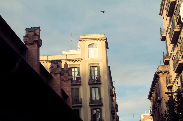 Barcelona - cogginsketchbook | ello