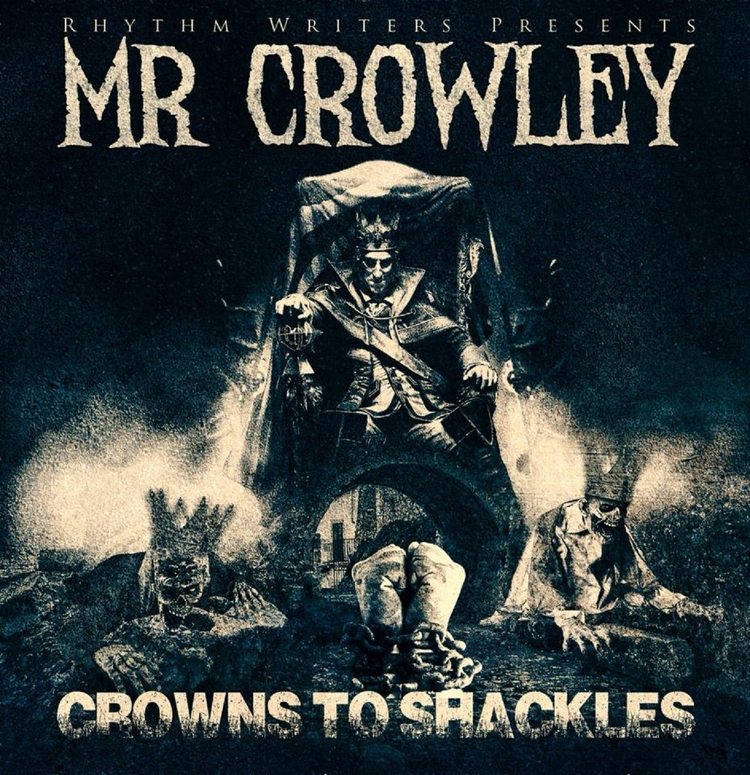 LATEST RELEASE CROWNS SHACKLES  - mrcrowleyrw | ello