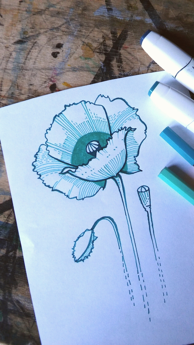poppytattoodesign, tattooart - ernaart | ello