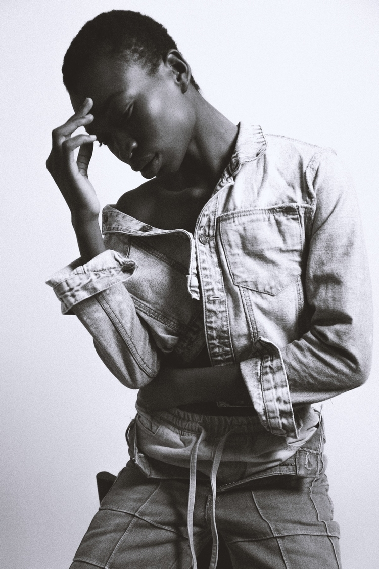cameracrush, model, fashion, denim - cameracrush | ello