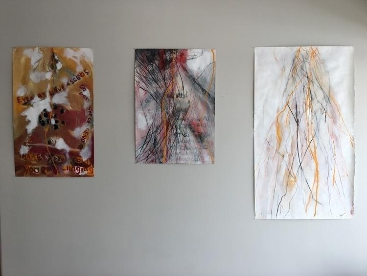 wall... artworks constitute bod - arnabaartz | ello