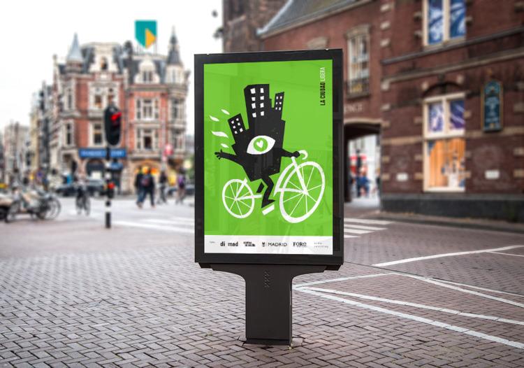 Poster design international exh - luispintos | ello