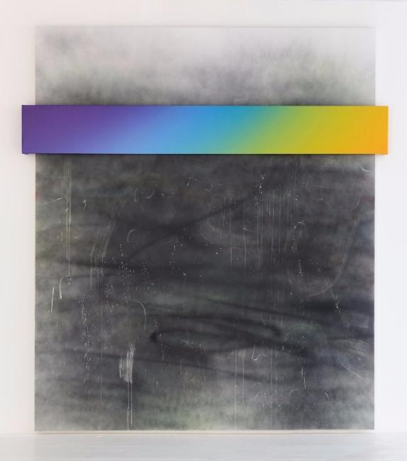 Wendy White, 2016 acrylic canva - modernism_is_crap | ello