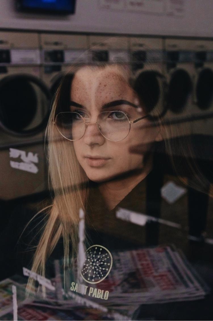 Laundromat Tales   - photography - minnley   ello