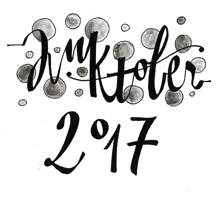 Inktober 2017, month - inktober - amelillo | ello