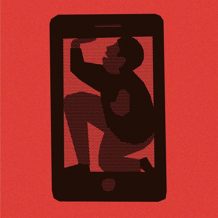 FEELING TRAPPED - illustration, artwork - sebastiankoenig | ello