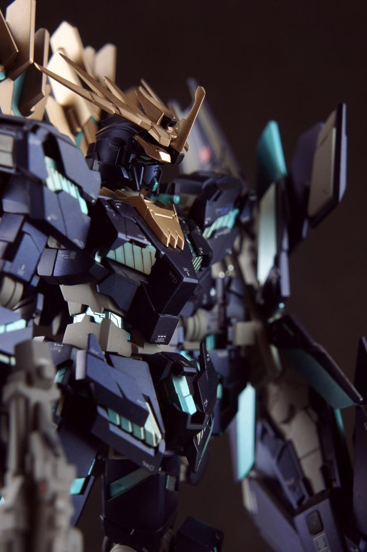 Unicorm Gundam Banshee - GUNDAM - shingos   ello