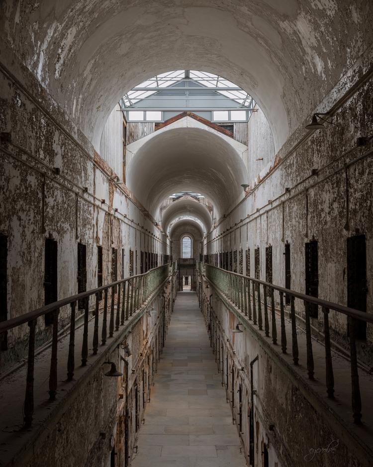 prison 8x10 cropped - abandonedearth - eyevolve | ello
