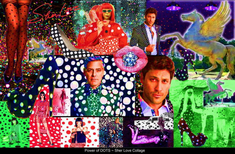 Power Dots ~ Sher Love Collage - sherlove | ello