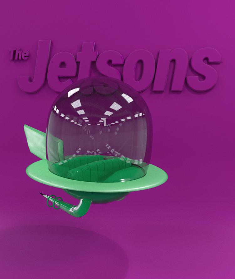 Jetsons ship - mateuskria | ello