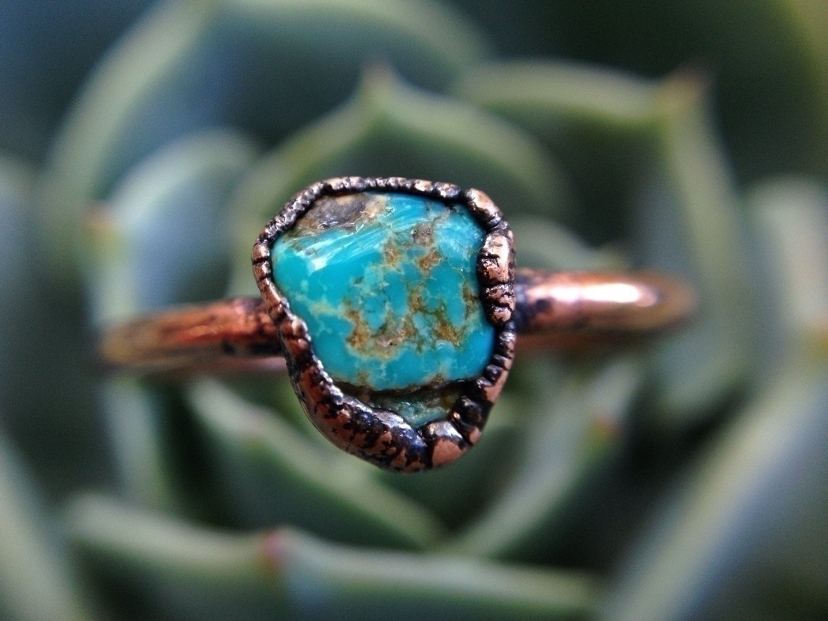 Raw turquoise mountains Big Bea - crystalsandsucculents | ello