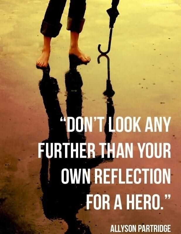 Hero - Inspiration, motivation, InspirationalQuotes - authorleahplozano | ello