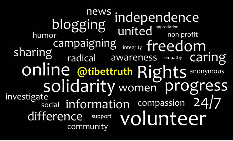 Happy joined Ello community, en - tibettruth | ello