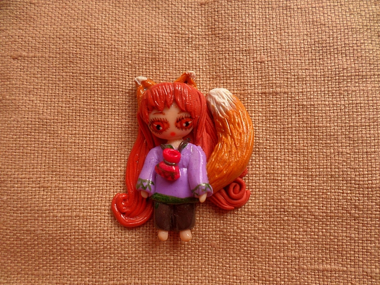 Kawaii Fox Girl Jewelry - fox, cute - thefluffandpurr | ello