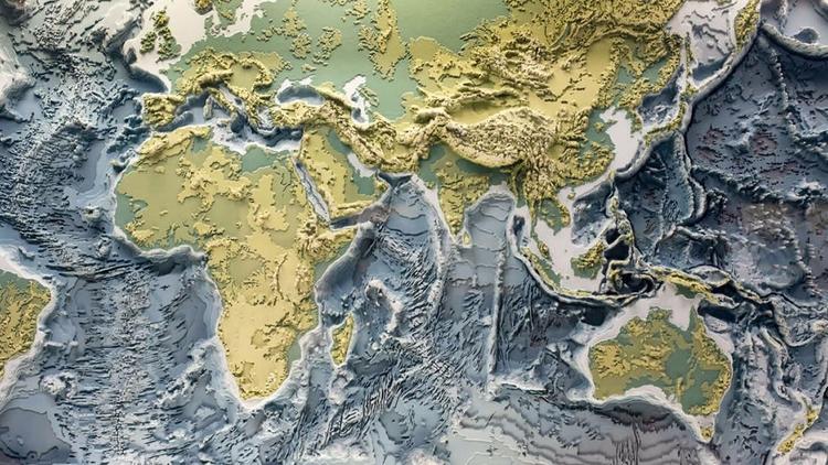 «Atlas del Inframundo» muestra  - codigooculto | ello