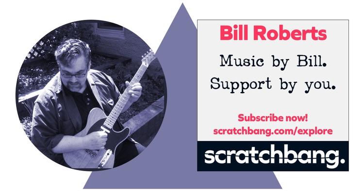 *Bill Roberts* time support fav - scratchbang   ello
