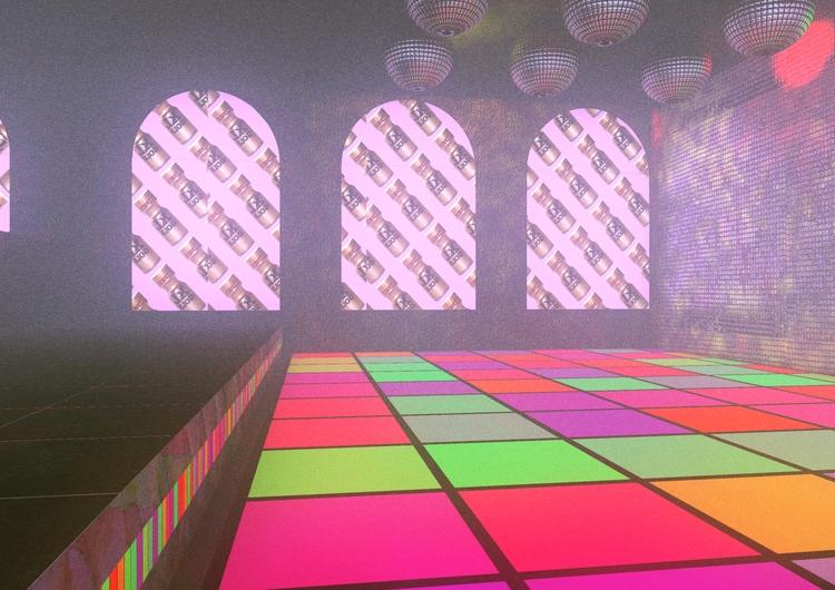 club - Cinema4d, DigitalArt, Art - darlingdesign | ello
