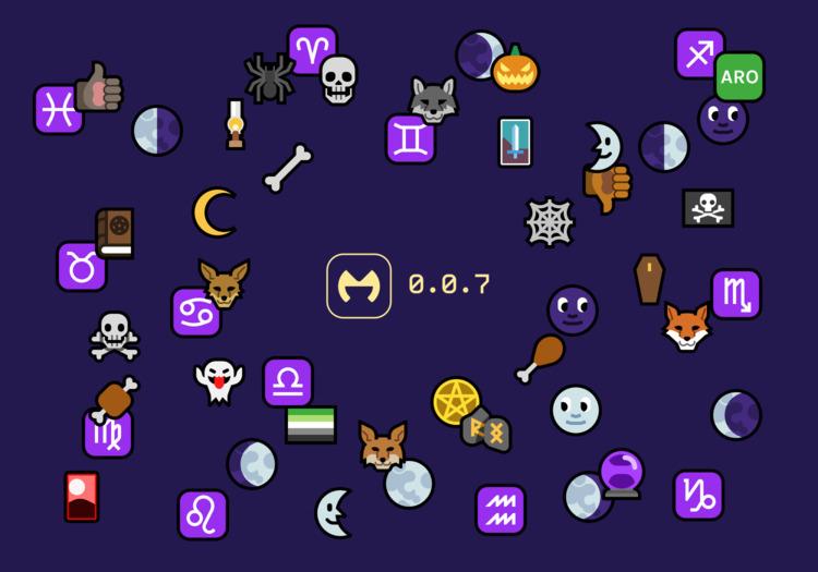 spooksmas update! - spooky emoj - dzuk | ello