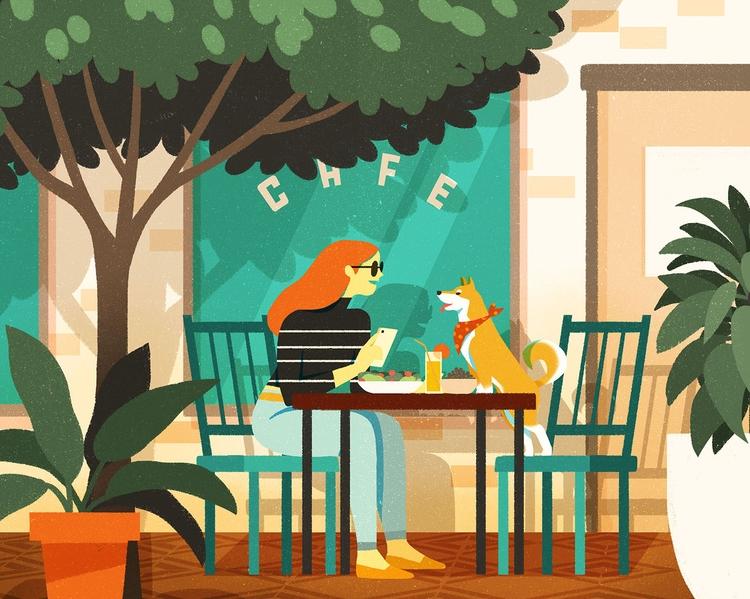 Owners Change - Millennial, Pet - geraldinesy | ello