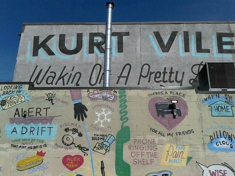 Philly, StreetArt, KurtVile - anthonycandkarenm | ello