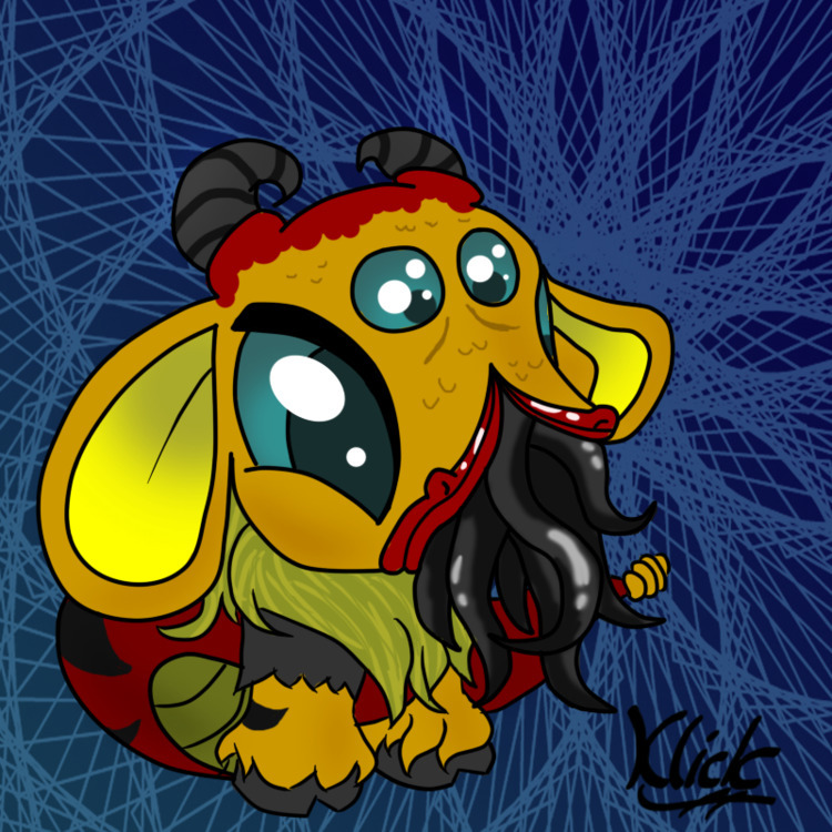 baby painted Neopets. lot, Octo - klickwitch | ello