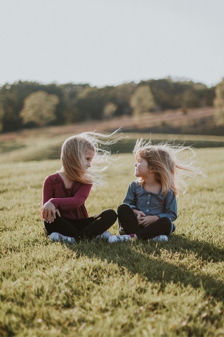 Sister love:heart:️ - meganography | ello