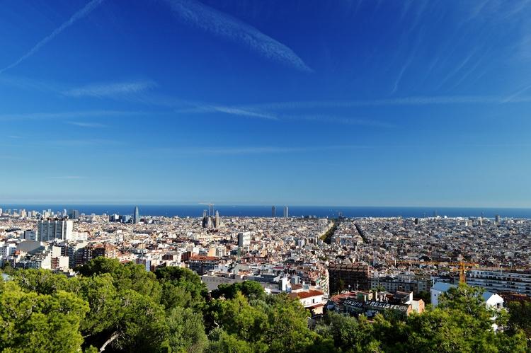 Barcelona Parc Güell - barcelona - andreameli | ello