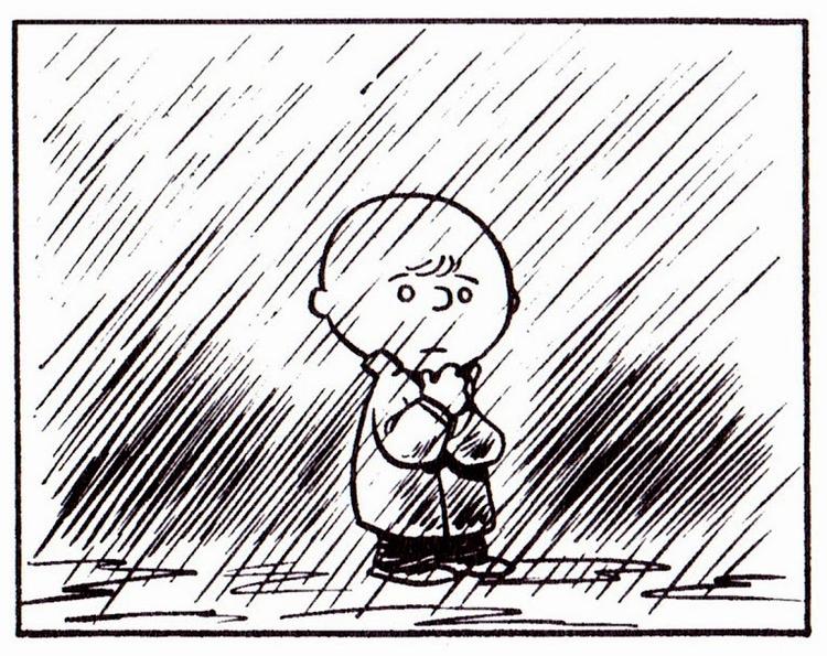 time Charlie Brown creepy - charliebrown - johnrezas | ello