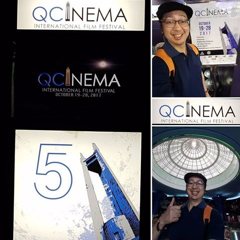 Attending Saturday - QCinema, QCinemaInternationalFilmFestival - vicsimon | ello