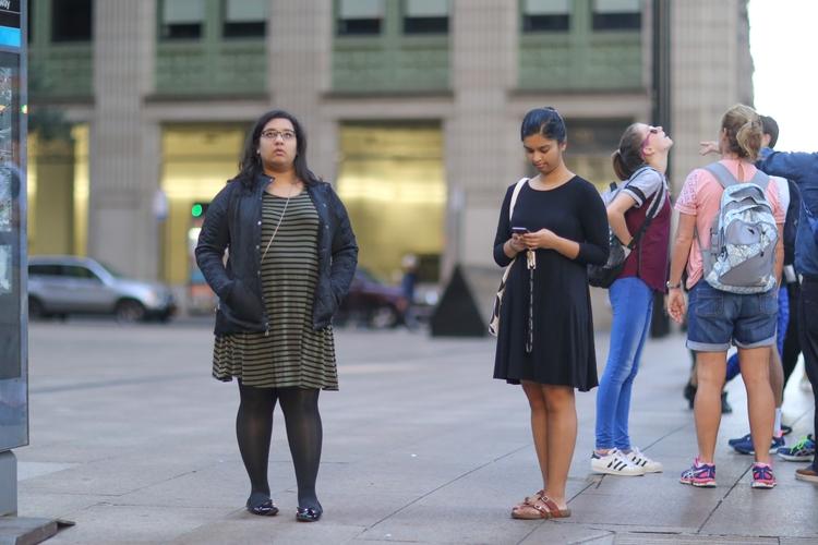 **Waiting** couple women waitin - kevinrubin   ello