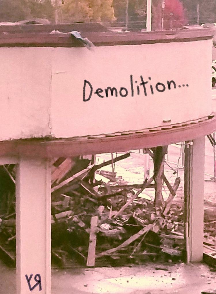 Demolition... Richard Yates (Oc - richardfyates | ello