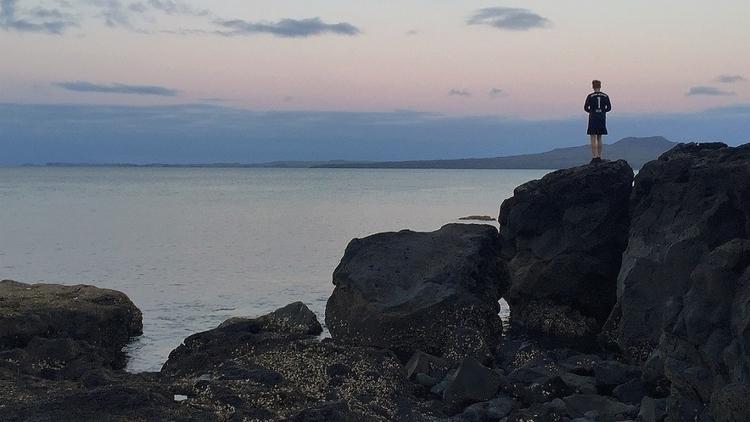 watching sunset - rhyskimber | ello