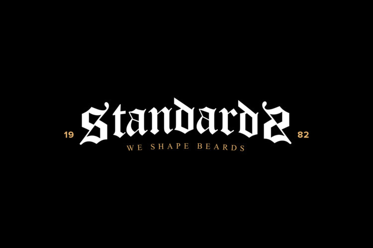 Standards logotype - typography - lancedraws | ello
