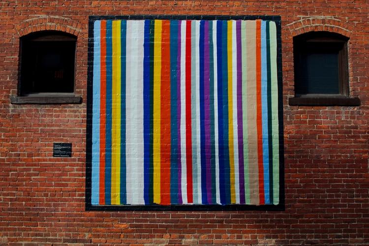 Mural Short North, Columbus, Oh - chetkresiak | ello