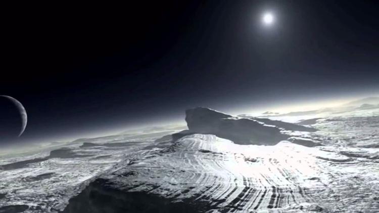 Planetas enanos con volcanes de - codigooculto | ello