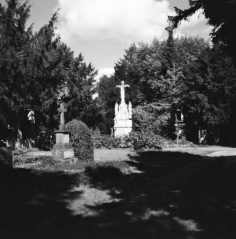 Ostfriedhof XIX - Pinhole Photo - walter_ac | ello