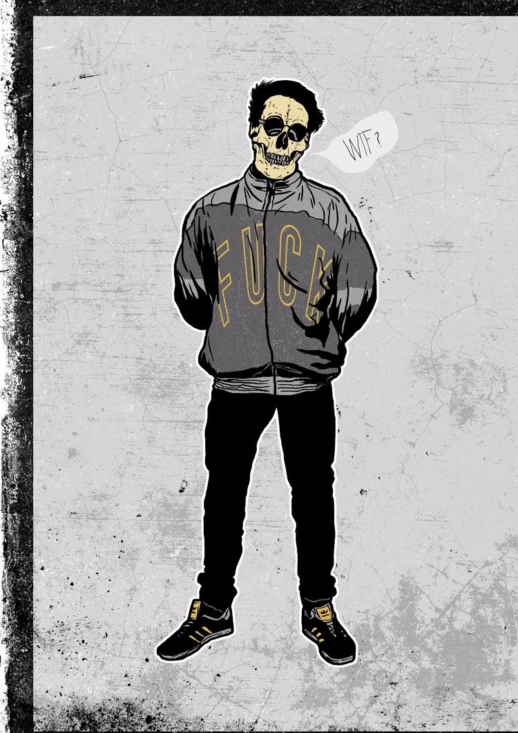 Dead Collection - LookBook Inkt - justblack | ello