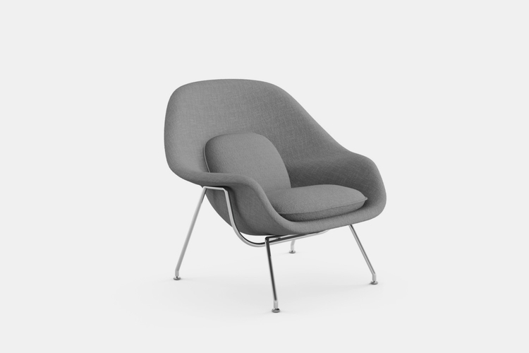 Womb Chair defined iconic piece - minimalissimo | ello