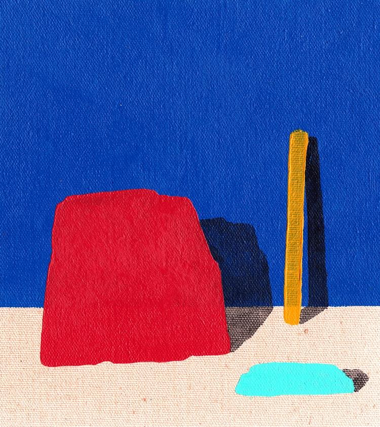 Walpi - modern, minimal, landscape - davidmesquivel | ello